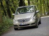 Mercedes-Benz Viano (W639) 2010 pictures