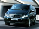 Mercedes-Benz Viano CN-spec (W639) 2010 wallpapers