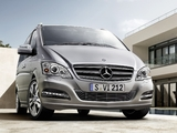 Mercedes-Benz Viano Pearl (W639) 2012 images
