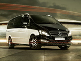 Mercedes-Benz Viano Vision Diamond Concept (W639) 2012 pictures
