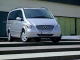 Photos of Mercedes-Benz Viano (W639) 2003–10