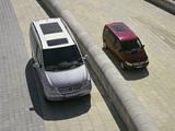 Photos of Mercedes-Benz Viano (W639) 2003–14