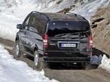 Photos of Mercedes-Benz Viano 4MATIC (W639) 2010