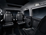 Photos of Mercedes-Benz Viano Avantgarde Edition 125 (W639) 2011