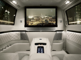 Photos of Mercedes-Benz Viano Vision Diamond Concept (W639) 2012