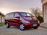 Pictures of Mercedes-Benz Viano (W639) 2003–10