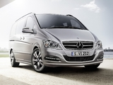 Pictures of Mercedes-Benz Viano Pearl (W639) 2012