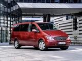 Mercedes-Benz Viano (W639) 2003–10 wallpapers