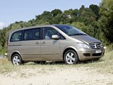 Mercedes-Benz Viano (W639) 2010 wallpapers