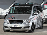 KTW Tuning Mercedes-Benz Viano (W639) 2013 wallpapers