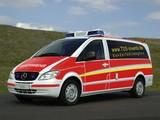 Images of Mercedes-Benz Vito 115 CDI Feuerwehr (W639) 2003–10