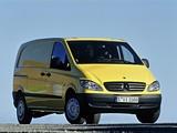 Images of Mercedes-Benz Vito Van (W639) 2003–10