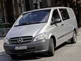 Images of Mercedes-Benz Vito Mixto (W639) 2010