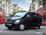 Images of Mercedes-Benz Vito Taxi UK-spec (W639) 2010