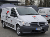 Images of Mercedes-Benz Vito Van E-Cell (W639) 2010