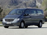 Images of Mercedes-Benz Vito Shuttle (W639) 2011