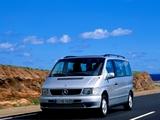 Mercedes-Benz Vito (W638) 1996–2003 images
