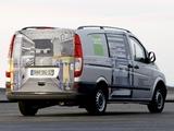 Mercedes-Benz Vito Van (W639) 2003–10 images