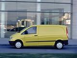 Mercedes-Benz Vito Van (W639) 2003–10 photos