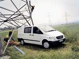 Mercedes-Benz Vito Van (W639) 2003–10 pictures