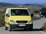 Mercedes-Benz Vito Van (W639) 2003–10 wallpapers