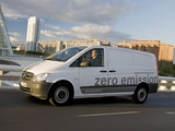 Mercedes-Benz Vito Van E-Cell (W639) 2010 images