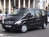 Mercedes-Benz Vito Taxi UK-spec (W639) 2010 photos