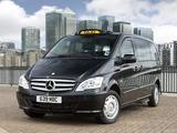 Mercedes-Benz Vito Taxi UK-spec (W639) 2010 wallpapers