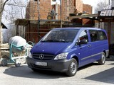 Mercedes-Benz Vito Crew (W639) 2011 images