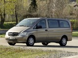 Mercedes-Benz Vito Shuttle (W639) 2011 photos
