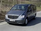 Mercedes-Benz Vito Shuttle (W639) 2011 photos