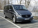 Mercedes-Benz Vito Shuttle (W639) 2011 pictures