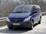 Mercedes-Benz Vito Crew (W639) 2011 wallpapers