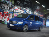 Mercedes-Benz Vito Sport-X Project X (W639) 2012 images
