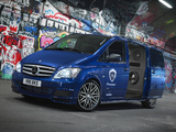 Mercedes-Benz Vito Sport-X Project X (W639) 2012 wallpapers