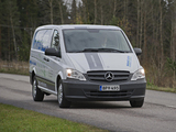 Photos of Mercedes-Benz Vito Van E-Cell (W639) 2010