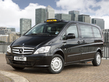 Photos of Mercedes-Benz Vito Taxi UK-spec (W639) 2010