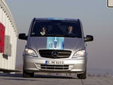 Photos of Mercedes-Benz Vito E-Cell (W639) 2012