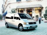 Pictures of Mercedes-Benz Vito (W638) 1996–2003