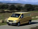 Pictures of Mercedes-Benz Vito Van (W639) 2003–10
