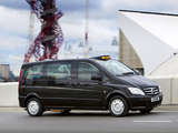Pictures of Mercedes-Benz Vito Taxi UK-spec (W639) 2010