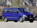 Pictures of Mercedes-Benz Vito Crew (W639) 2011