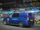 Pictures of Mercedes-Benz Vito Sport-X Project X (W639) 2012