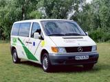 Pictures of Mercedes-Benz Vito 108 E (W638)