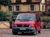 Mercedes-Benz Vito (W638) 1996–2003 wallpapers