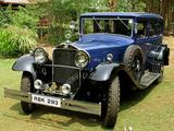 Images of Mercedes-Benz Nürburg 460 K Pullman Limousine (W08) 1928–33