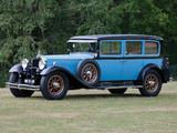 Mercedes-Benz Nürburg 460 K Pullman Limousine (W08) 1928–33 images