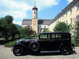 Mercedes-Benz Nürburg 460 K Pullman Popemobile (W08) 1930 pictures