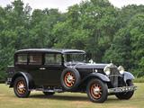 Mercedes-Benz Nürburg 500 Pullman Limousine (W08) 1931–34 pictures