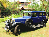 Photos of Mercedes-Benz Nürburg 460 K Pullman Limousine (W08) 1928–33